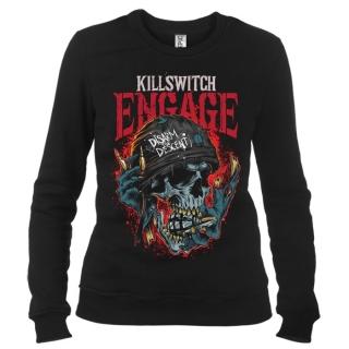 Killswitch Engage 05 - Свитшот женский