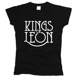 Kings Of Leon 05 - Футболка женская