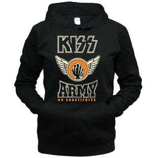 Kiss 01 - Толстовка женская