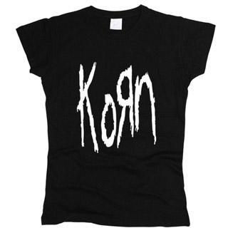 Korn 04 - Футболка женская