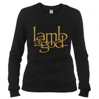 Lamb Of God 01 - Свитшот женский