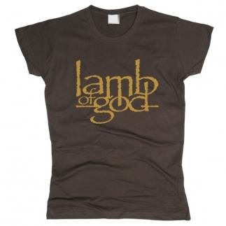 Lamb Of God 01 - Футболка женская