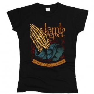 Lamb Of God 02 - Футболка женская