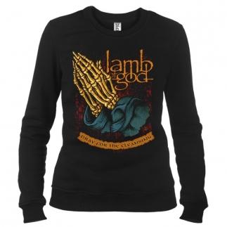 Lamb Of God 02 - Свитшот женский
