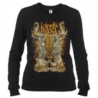 Lamb Of God 03 - Свитшот женский