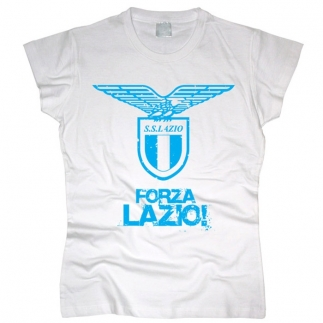 Lazio 01 - Футболка женская