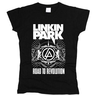 Linkin Park 04 - Футболка женская