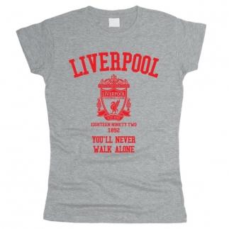 Liverpool 02 - Футболка женская