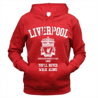 Liverpool 02 - Толстовка женская