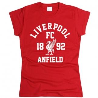 Liverpool 03 - Футболка женская