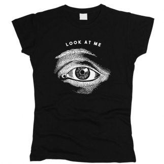 Look At Me 01 - Футболка женская