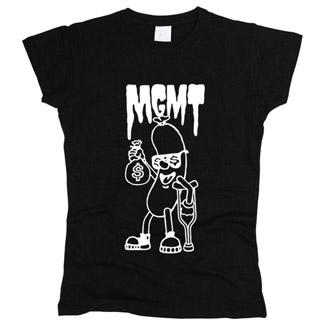MGMT 01 - Футболка женская
