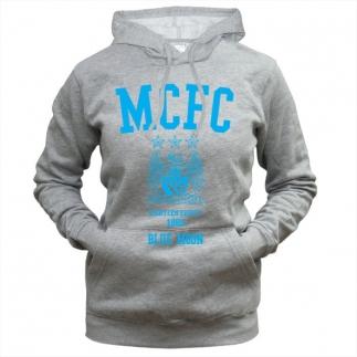 Manchester City 01 - Толстовка женская