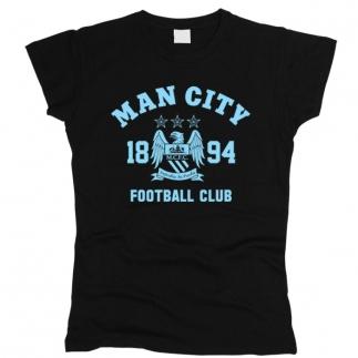 Manchester City 02 - Футболка женская