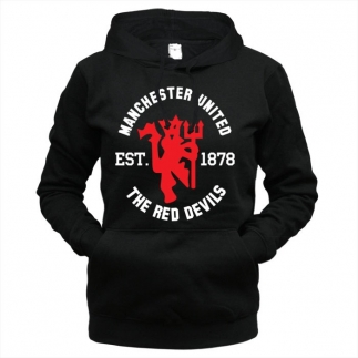 Manchester United 01 - Толстовка женская