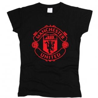 Manchester United 02 - Футболка женская