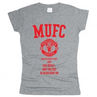Manchester United 04 - Футболка женская