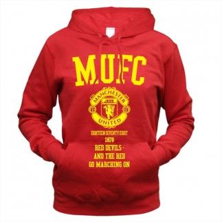 Manchester United 04 - Толстовка женская