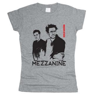 Massive Attack 01 - Футболка женская