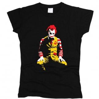 Mc Joker - футболка женская