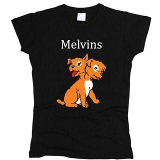 Melvins 02 - Футболка женская