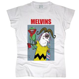 Melvins 04 - Футболка женская