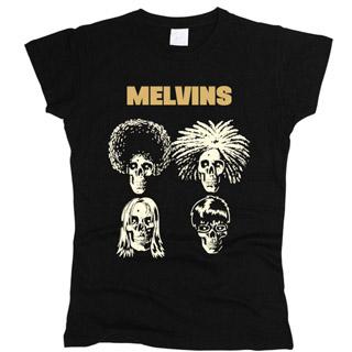Melvins 05 - Футболка женская