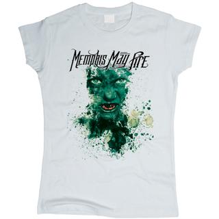 Memphis May Fire 01 - Футболка женская
