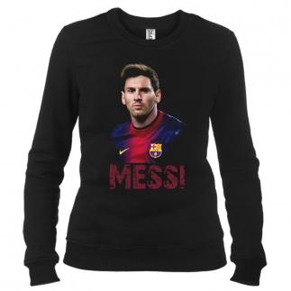 Messi 01 - Свитшот женский