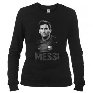 Messi 02 - Свитшот женский