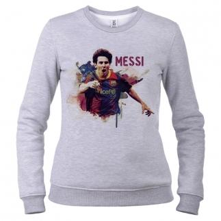 Messi 03 - Свитшот женский