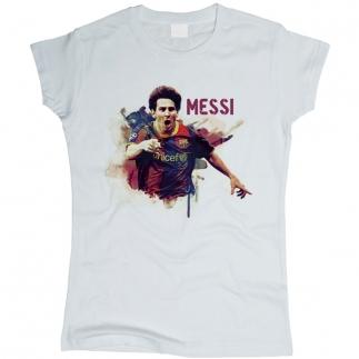Messi 03 - Футболка женская