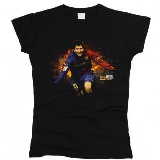 Messi 05 - Футболка женская