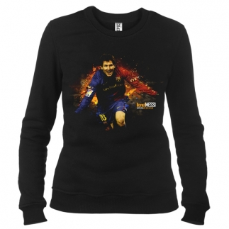 Messi 05 - Свитшот женский
