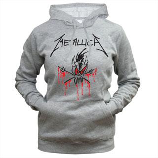 Metallica 02 - Толстовка женская