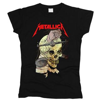 Metallica 04 - Футболка женская