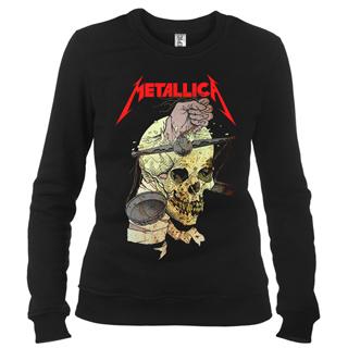 Metallica 04 - Свитшот женский
