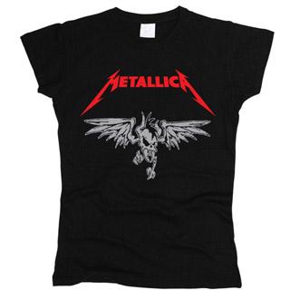 Metallica 06 - Футболка женская