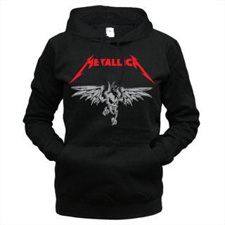 Metallica 06 - Толстовка женская