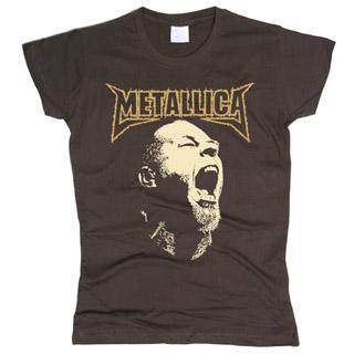 Metallica 07 - Футболка женская