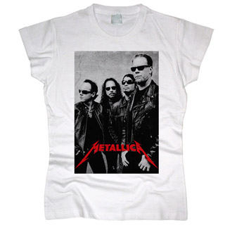 Metallica 09 - Футболка женская