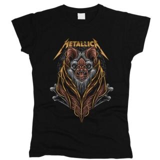 Metallica 11 - Футболка женская