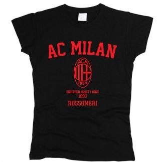 Milan 01 - Футболка женская