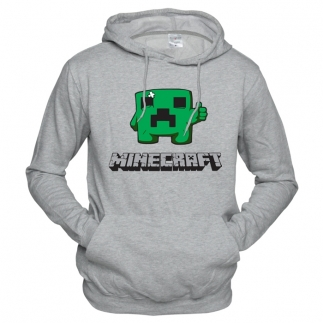 Minecraft 01 - Толстовка женская