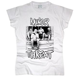 Minor Threat 05 - Футболка женская