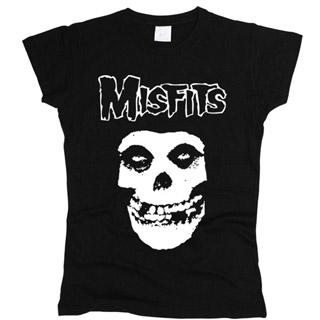 Misfits 01 - Футболка женская