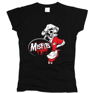 Misfits 03 - Футболка женская
