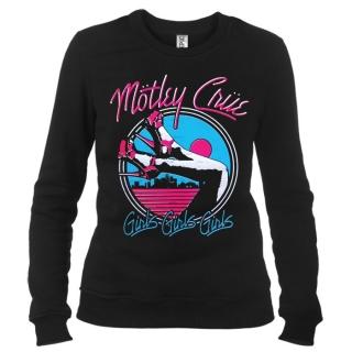 Motley Crue 06 - Свитшот женский