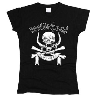 Motorhead 02 - Футболка женская