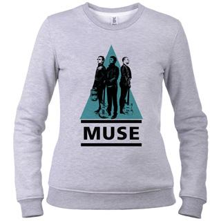Muse 02 - Свитшот женский